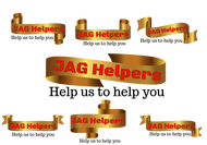 JAG Helpers Logo - Entry #12