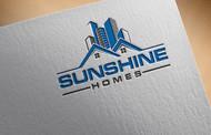 Sunshine Homes Logo - Entry #562