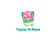 Taylor N Rose Logo - Entry #43