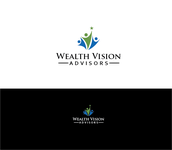 Wealth Vision Advisors Logo - Entry #17