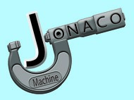 Jonaco or Jonaco Machine Logo - Entry #258