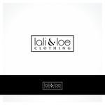 Lali & Loe Clothing Logo - Entry #75
