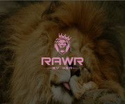 Rawr by Her Logo - Entry #13