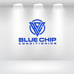 Blue Chip Conditioning Logo - Entry #121
