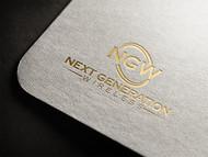 Next Generation Wireless Logo - Entry #188