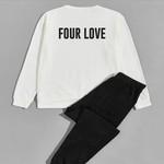 Four love Logo - Entry #371