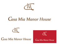 Casa Mia Manor House Logo - Entry #26