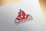 VB Design and Build LLC Logo - Entry #242