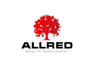 ALLRED WEALTH MANAGEMENT Logo - Entry #625