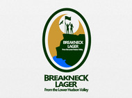 Breakneck Lager Logo - Entry #76