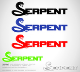 """Serpent"" Design for Retail Packaged Product Logo - Entry #51"