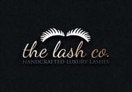 the lash co. Logo - Entry #110