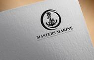 Masters Marine Logo - Entry #205