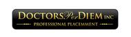 Doctors per Diem Inc Logo - Entry #4
