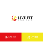 Live Fit Stay Safe Logo - Entry #276
