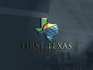 First Texas Solar Logo - Entry #89