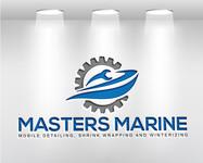 Masters Marine Logo - Entry #237