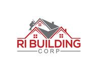 RI Building Corp Logo - Entry #176
