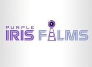 Purple Iris Films Logo - Entry #130