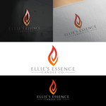 ellie's essence candle co. Logo - Entry #25