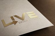 LiveDream Apparel Logo - Entry #304