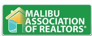 MALIBU ASSOCIATION OF REALTORS Logo - Entry #7