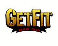 GetFit Logo - Entry #69