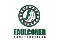 Faulconer or Faulconer Construction Logo - Entry #336