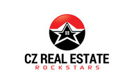 CZ Real Estate Rockstars Logo - Entry #63