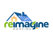 Reimagine Roofing Logo - Entry #67