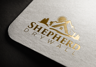 Shepherd Drywall Logo - Entry #18