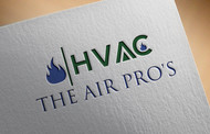 The Air Pro's  Logo - Entry #203