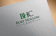 Burp Hollow Craft  Logo - Entry #30