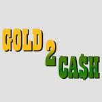 Gold2Cash Business Logo - Entry #57