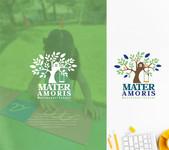 Mater Amoris Montessori School Logo - Entry #381