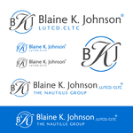 Blaine K. Johnson Logo - Entry #62