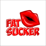 Fat Sucker Logo - Entry #43