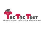 TicTacTest Logo - Entry #96
