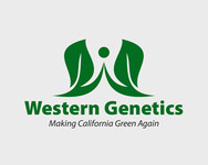 Western Genetics Logo - Entry #68
