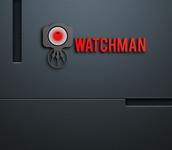Watchman Surveillance Logo - Entry #13