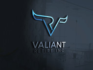 Valiant Retire Inc. Logo - Entry #346