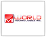 MiWorld Technologies Inc. Logo - Entry #64
