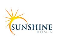 Sunshine Homes Logo - Entry #549