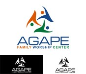 Agape Logo - Entry #29