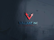 Valiant Inc. Logo - Entry #182