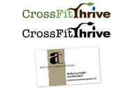 CrossFit Thrive Logo - Entry #3
