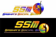 Sasha's Social Media Logo - Entry #79