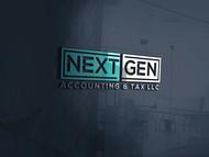 NextGen Accounting & Tax LLC Logo - Entry #63