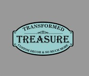 Transformed Treasure Logo - Entry #108