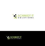 Schmidt IT Solutions Logo - Entry #163